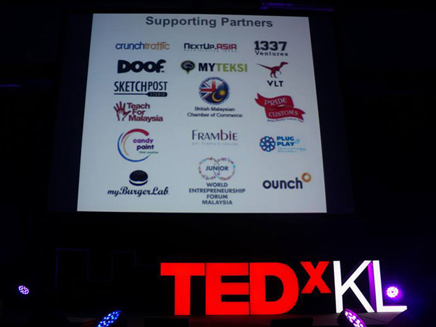 TEDxKL Supporting Partners