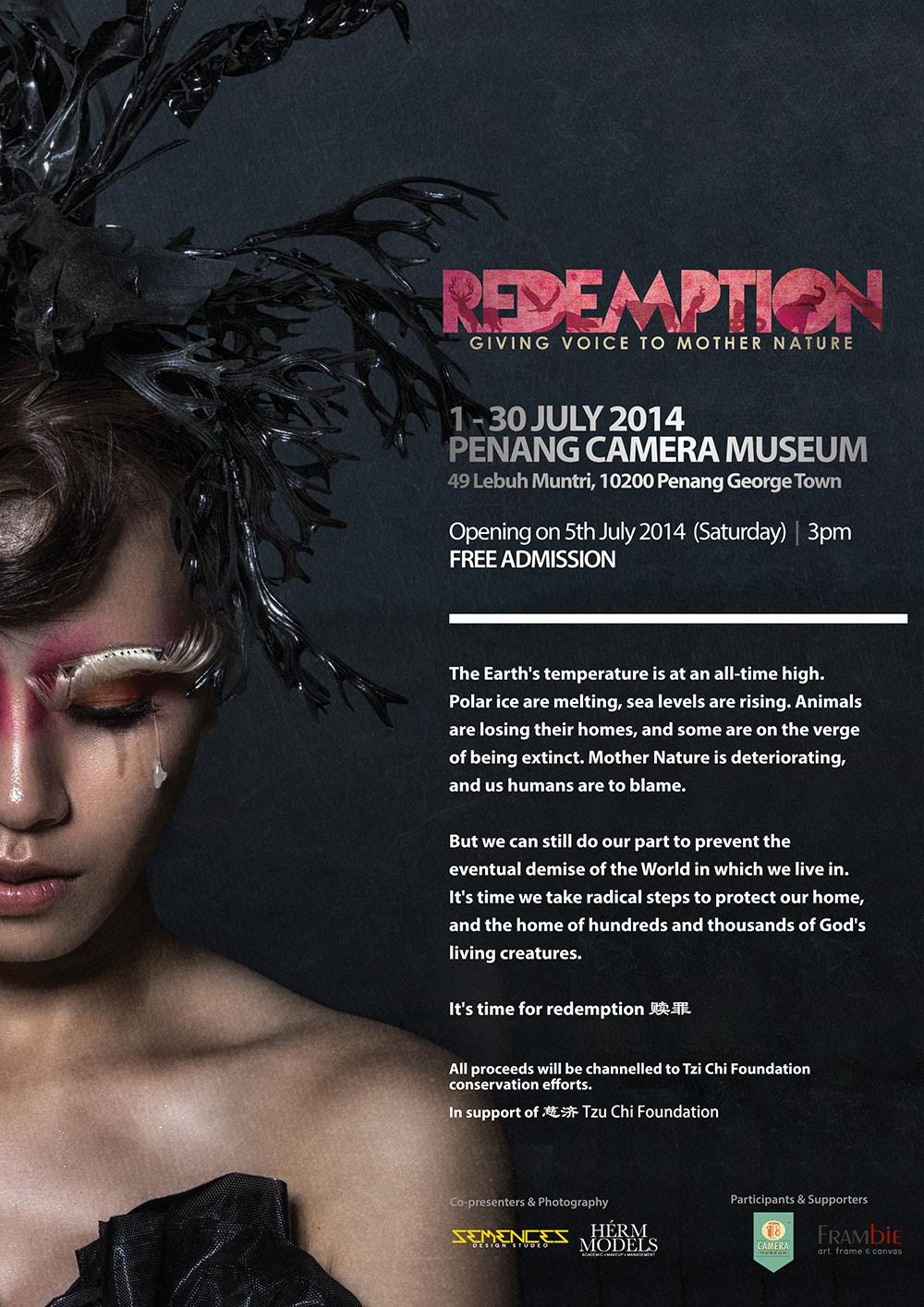 redemption - photography exhibition